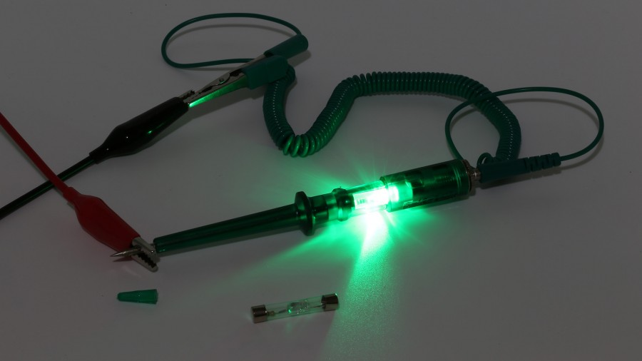5_Fuse Testing Probe - PWR-TEST-PRB - Light up2