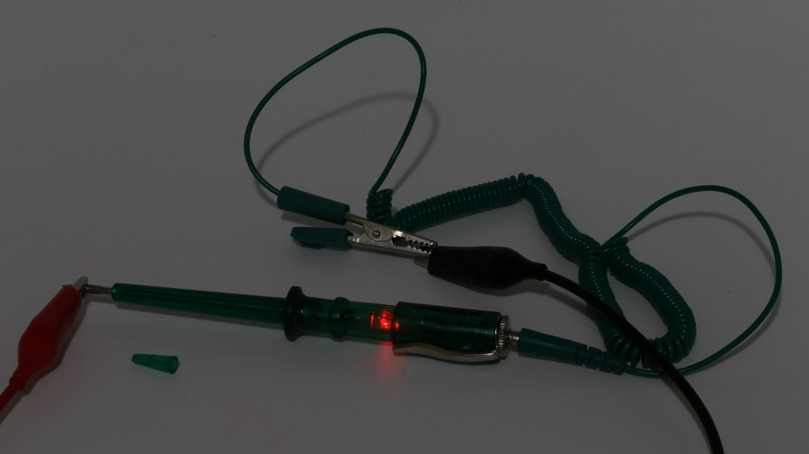 Fuse Testing Probe - PWR-TEST-PRB - Light up1