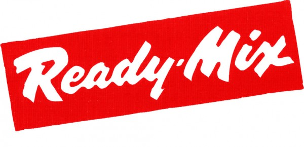 RED Ready Mix Logo